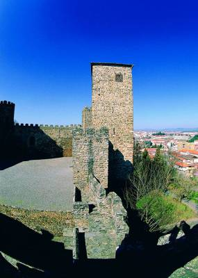 Torre da Princesa - Braganca Castle