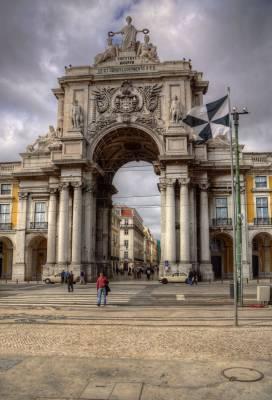 Arco da Rua Augusta - Lisbon