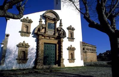 Igreja de Santa Maria - Braganca