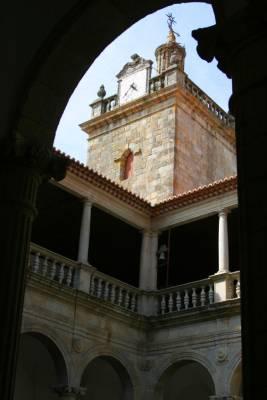 Viseu Cathedral (Sé) Cloisters