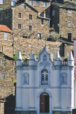 Piodão parish church