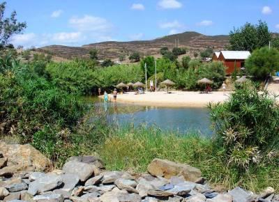 Praia Fluvial (river beach), Alcoutim