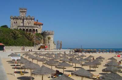 Praia do Tamariz - Estoril