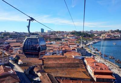 Teleferico de Gaia - Cable car