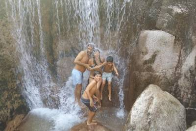Nature, Gerês and Braga Waterfalls Small Group Tour with Lunch and Tastings