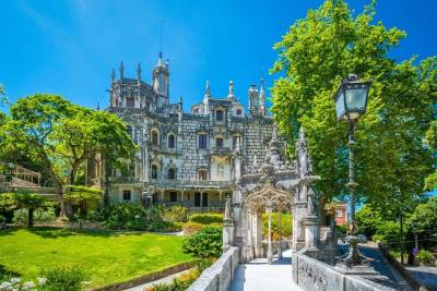 Full Day Sintra Palaces-Small Group Max 8 People
