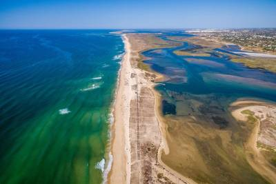 Ria Formosa Natural Reserve Park Day Trip from Albufeira (Private tour)