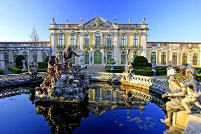 Private Full Day Tour to Queluz, Mafra & Ericeira, from Lisbon