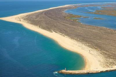 Deserted Islands & Old Town Faro ( Do it yourself ! )