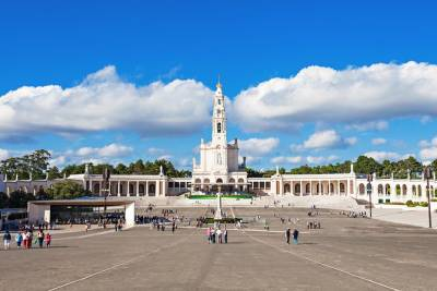 Fátima with Optional Candle Procession Half Day Private Tour from Lisbon