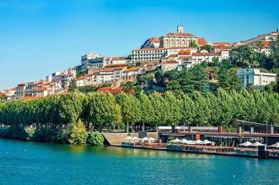 Coimbra&Aveiro Full-Day Tour with Lunch - From Braga&Guimarães