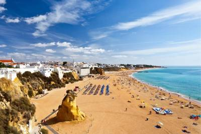 Relax in Albufeira - Sun & Beach 8 Days Pack