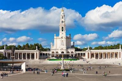Fátima Holy City Private Tour from Lisbon