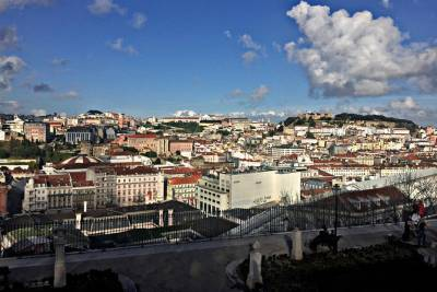 Praça do Comércio, Chiado and Bairro Alto - 2h walk in the heart of Lisbon