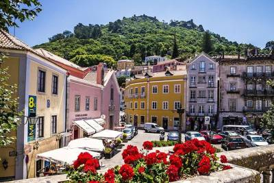 Sintra and Cascais Private Tour Half Day