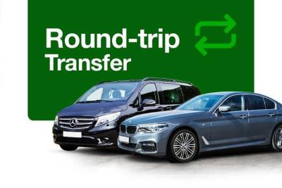 Private Airport Round-Trip Transfer: Boa Vista BVC Airport to Chaves Hotels