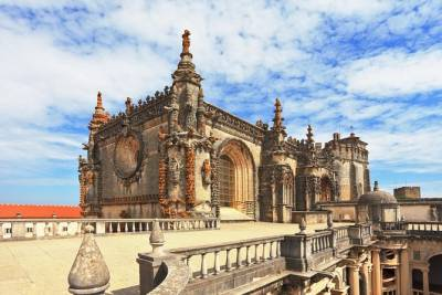 Private Tour Tomar and Mafra Day Trip from Lisbon