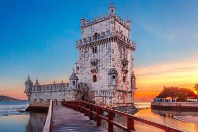 Half Day Sintra and Half Day Lisbon