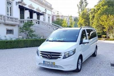 Magic Christmas Tour in Leiria city