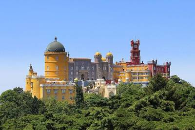 Private Shore Excursion: Lisbon and Sintra Highlights