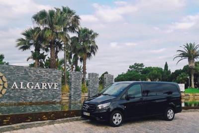 Private Transfer Faro Airport - Albufeira