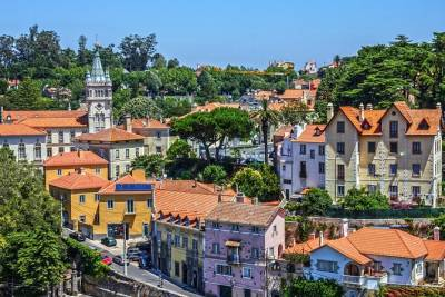 Private Sintra Tour from Lisbon with Professional Guide