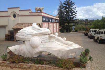 Algarve Art and Wine Tour from Albufeira