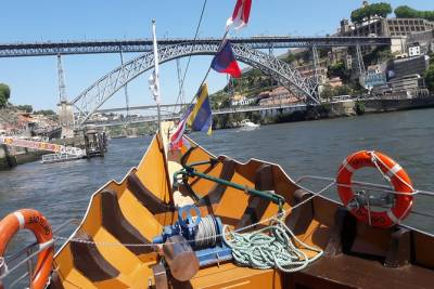 Discover Porto on a private tour departing from Lisbon