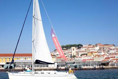 Day Sailing Tour on the Tagus River from Lisbon