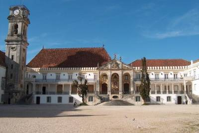 Coimbra University World Heritage and Fatima