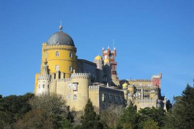 Private Tour: Sintra and Cascais Day Trip from Lisbon