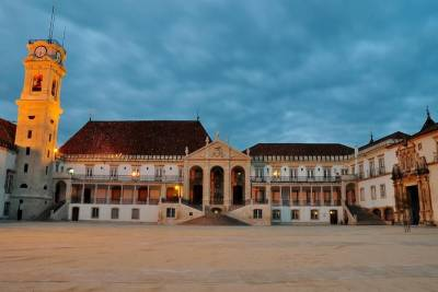 From Porto: Fátima and Coimbra Private Tour Full Day