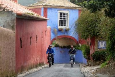 Sintra and Cascais e-bike Tour from Lisbon