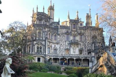 Quick visit to Sintra town from Lisbon - Half day