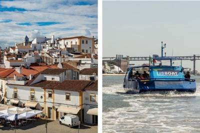 From Lisbon: Evora Private Tour with Lunch & Hop-off Hop-On Boat