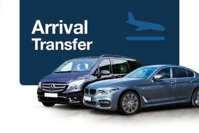 Private Arrival Transfer from Boa Vista BVC Airport to Chaves Hotels
