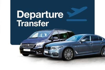 Private Departure Transfer from Chaves to Boa Vista BVC Airport