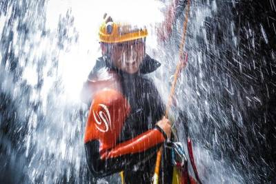 Azores Canyoning Tour