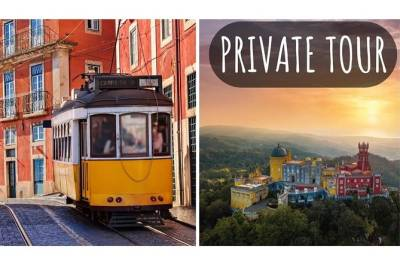 The Ultimate Lisbon Experience ! Lisbon+Sintra Full Day Private & Customisable