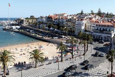 Private Full Day Tour of the Charming Village of Cascais, from Lisbon