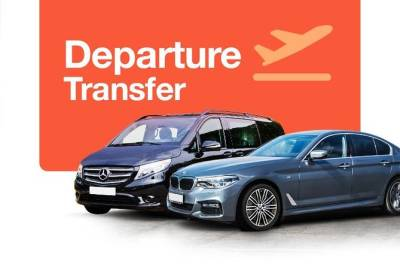 Private Departure Transfer from Faro City to Faro Airport