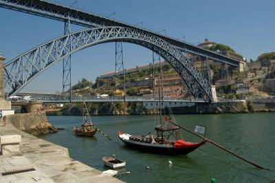 Coimbra and Oporto Private Tour From Lisbon