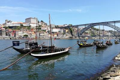 One Way Lisbon to Porto, through Fatima and Coimbra