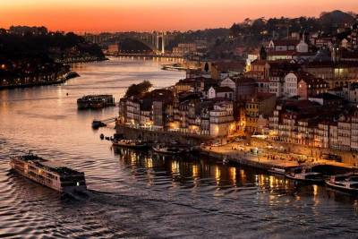 Tour Cultural Porto