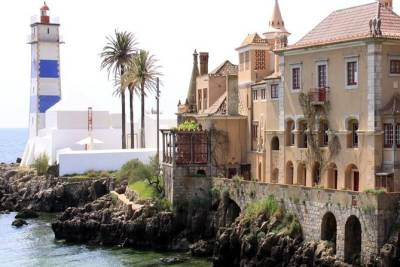 Private Half Day Tour Cascais, from Lisbon
