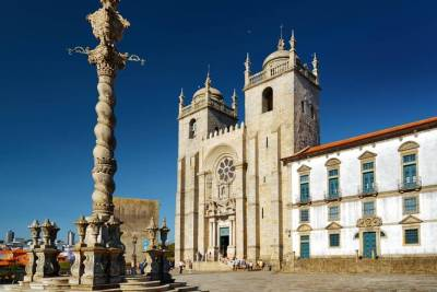 Porto Full Day City Tour with Lunch Included - From Braga and Guimarães