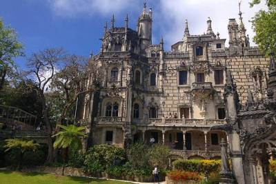 Sintra or Sintra - Cascais Private Tour