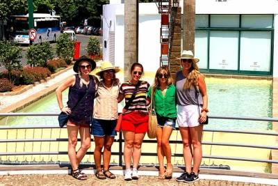 One Way Porto to Lisbon, through Aveiro, Nazare, Alcobaca and Obidos