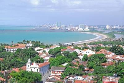 City Tour of Recife and Olinda - Hotel in Porto de Galinhas