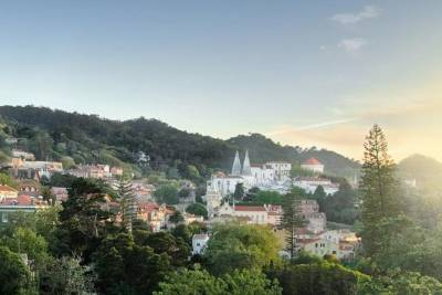 Private Full Day Tour for a Romantic Experience in Sintra Village, from Lisbon